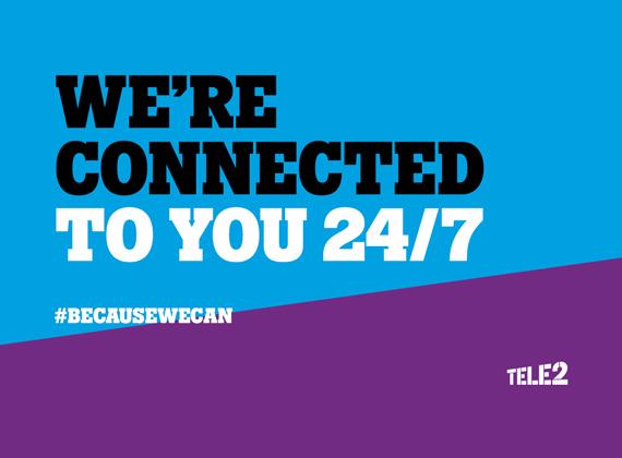 Tele2 Social Media